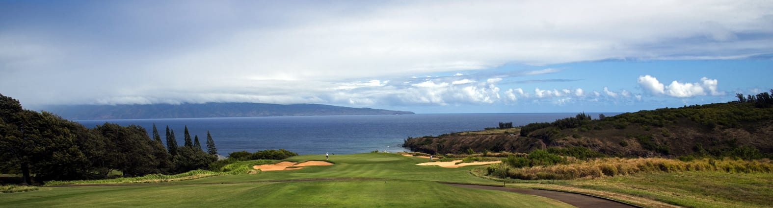 Golf on Maui Hawaii - 2250