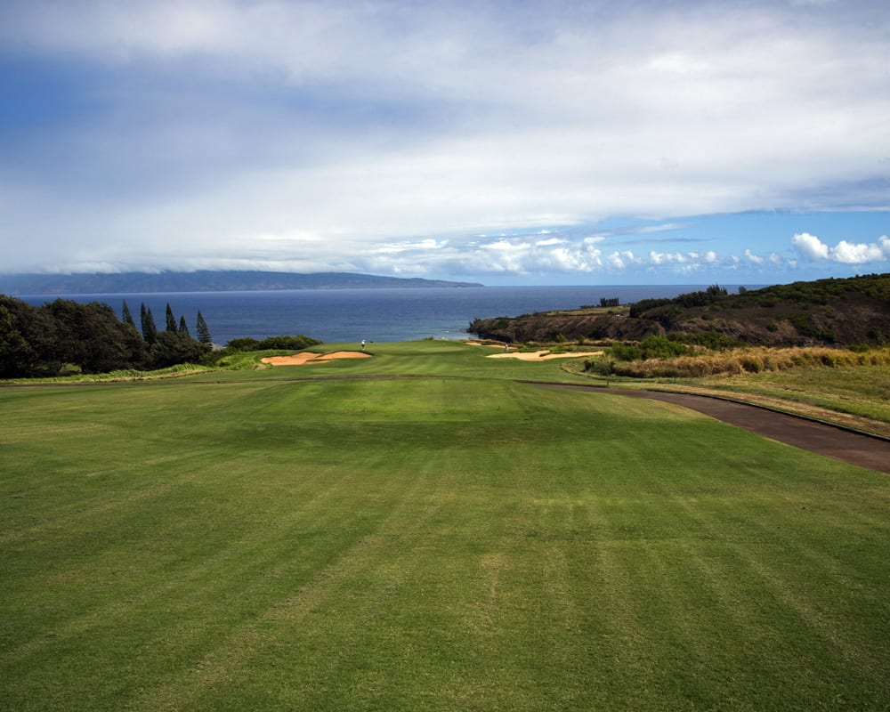 Golf on Maui Hawaii - 2106