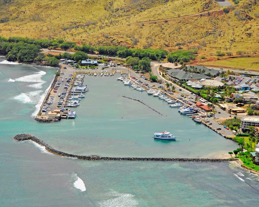 Maalaea Harbor Maui - 2108