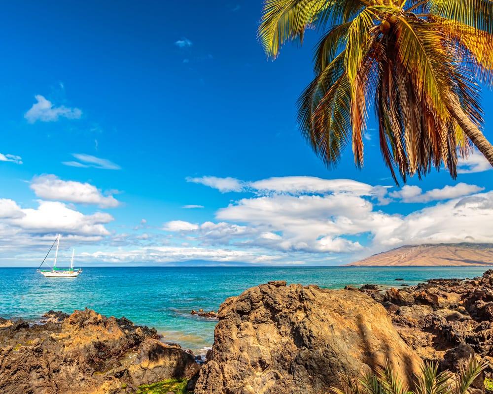Maui Beach Activities - 2109
