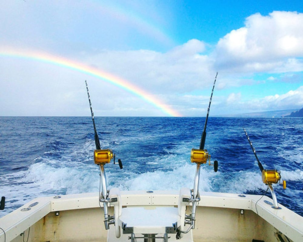 Fishing tours in Maui - 2119