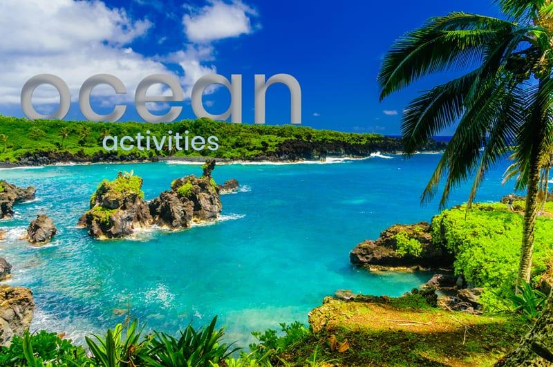 Ocean Activities Maui