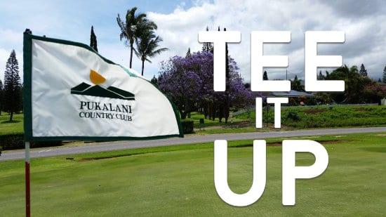 Pukalani Golf Course Maui - 2249