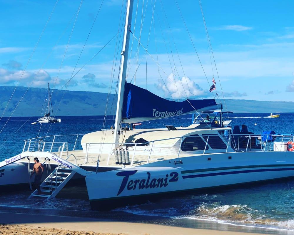 Teralani Catamaran Maui - 2132