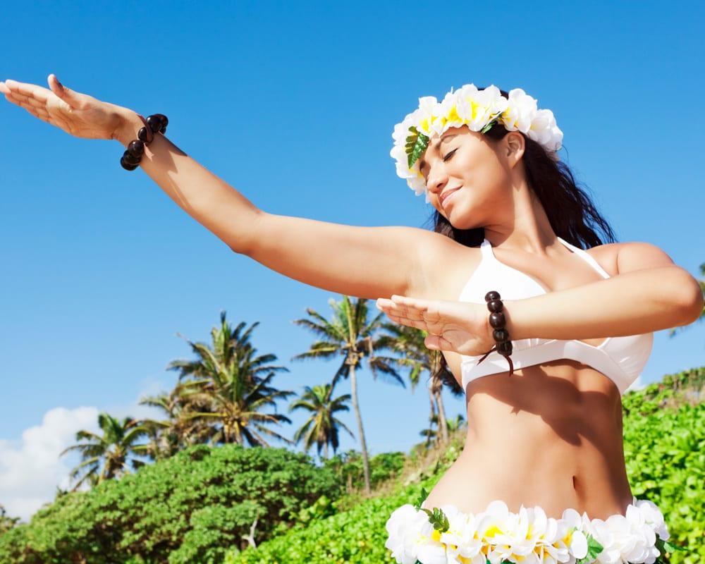 Wailea Luau Maui Hawaii - 2157