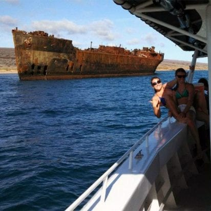 Kaanapali-Ocean-Adventures - Private-Charters (Shipwreck)