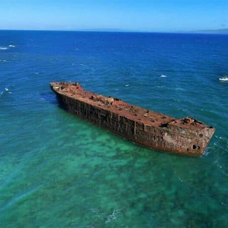 Kaanapali-Ocean-Adventures - Private-Charters (Abandoned Ship)
