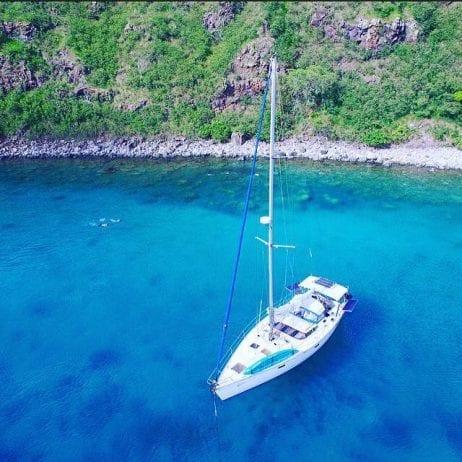 Kainani Sailing hawaii - 2077