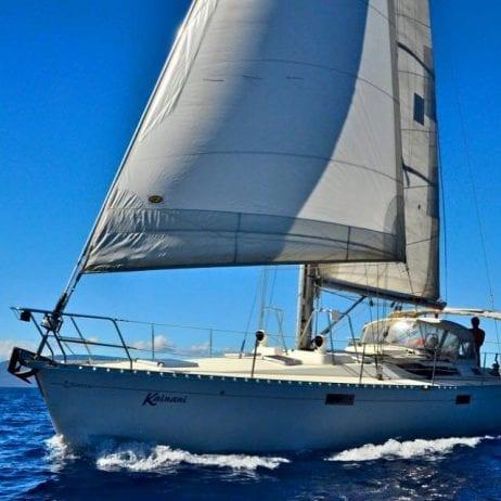 Kainani maui sailing charters - 2076