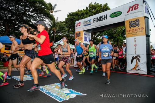 Maui Things to Do - Run