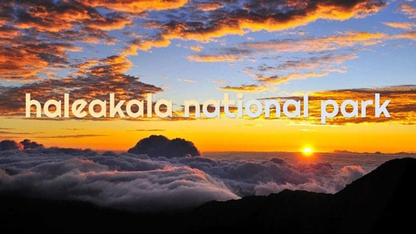 Maui Things to Do - Haleakala National Park