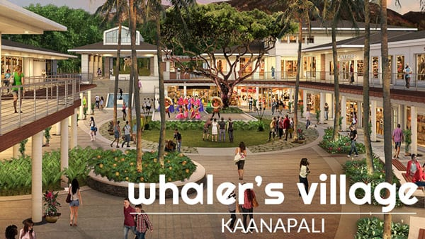 Maui Things to Do - Whalers Village