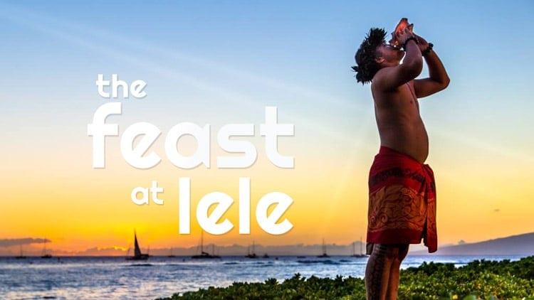 Best Maui Luaus - Feast