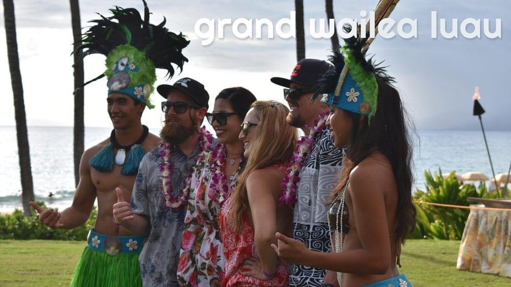 Best Maui Luaus - Grand Wailea