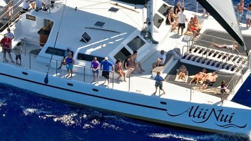Best Maui Snorkel Trips - Alii Nui