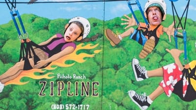 Maui Family Activities Zipline
