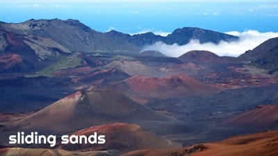 Maui Hikes Sliding Sands
