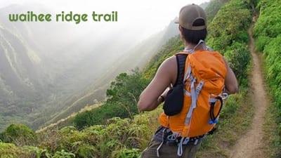 Maui Hikes Waihee Ridge