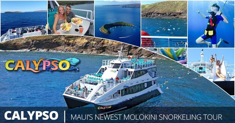 Molokini Snorkel Calypso