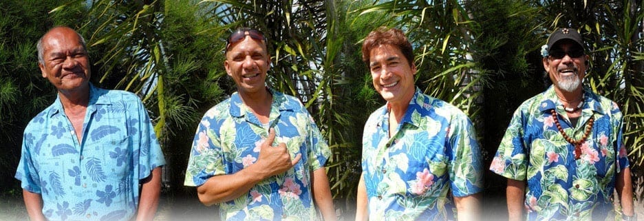 Polynesian Adventures Tour Guides