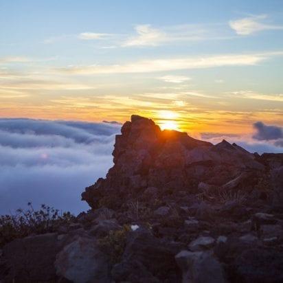 Hike Maui Haleakala Photo