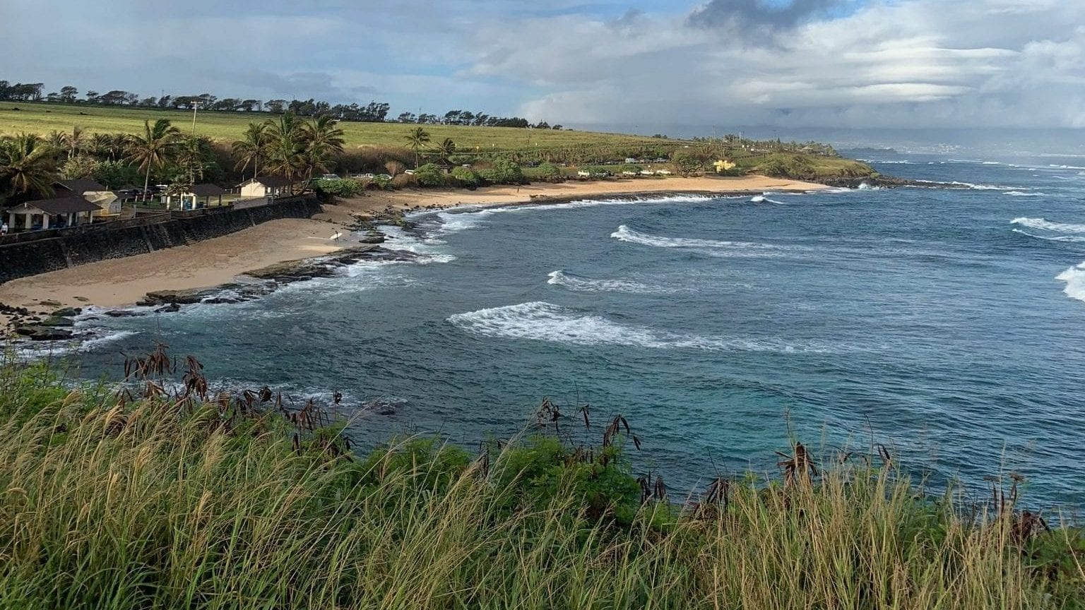 hookipa beach lookout
