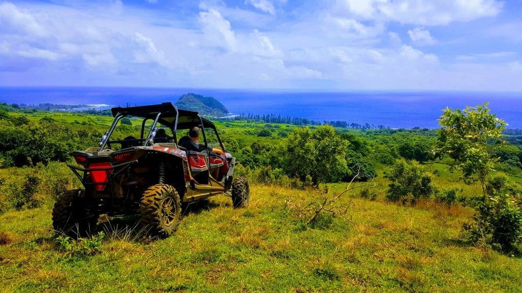 Maui Off-Road Adventures RZR UTV