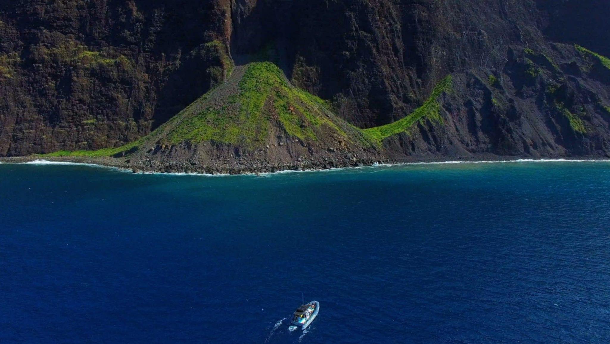 Hawaii Ocean Rafting Photo