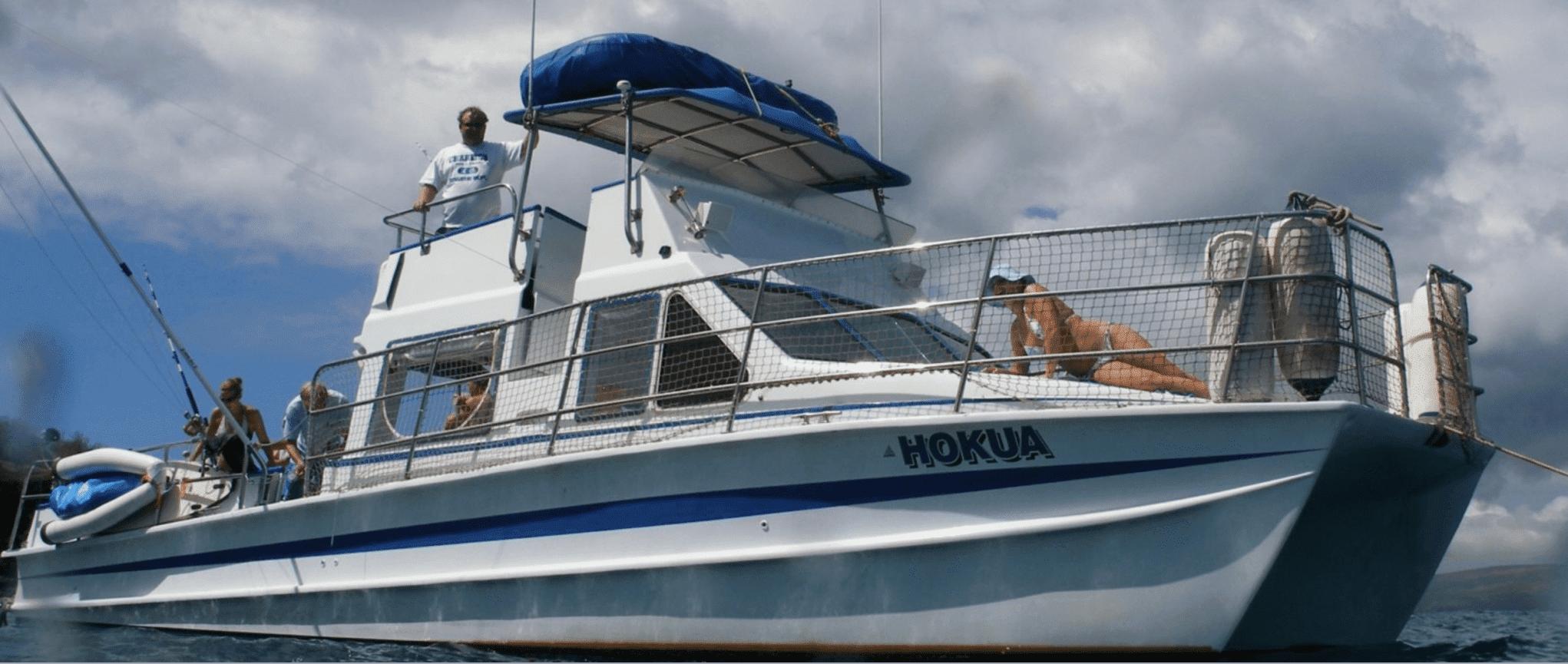 aloha blue charters banner