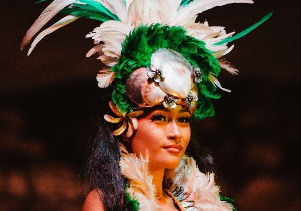 Hyatt's Drums of the Pacific Luau