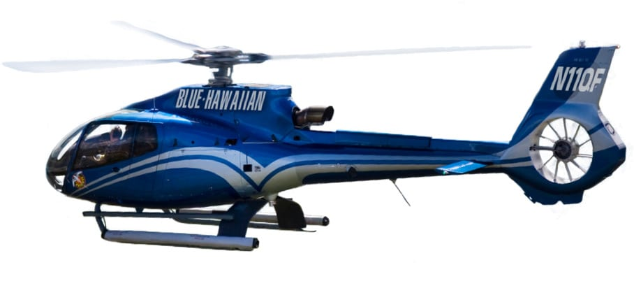 Blue Hawaiin Helicopters ecostar-exterior