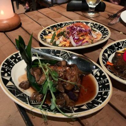 Feast at Lele Meal