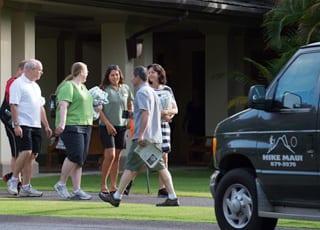 Hike Maui Bus Image