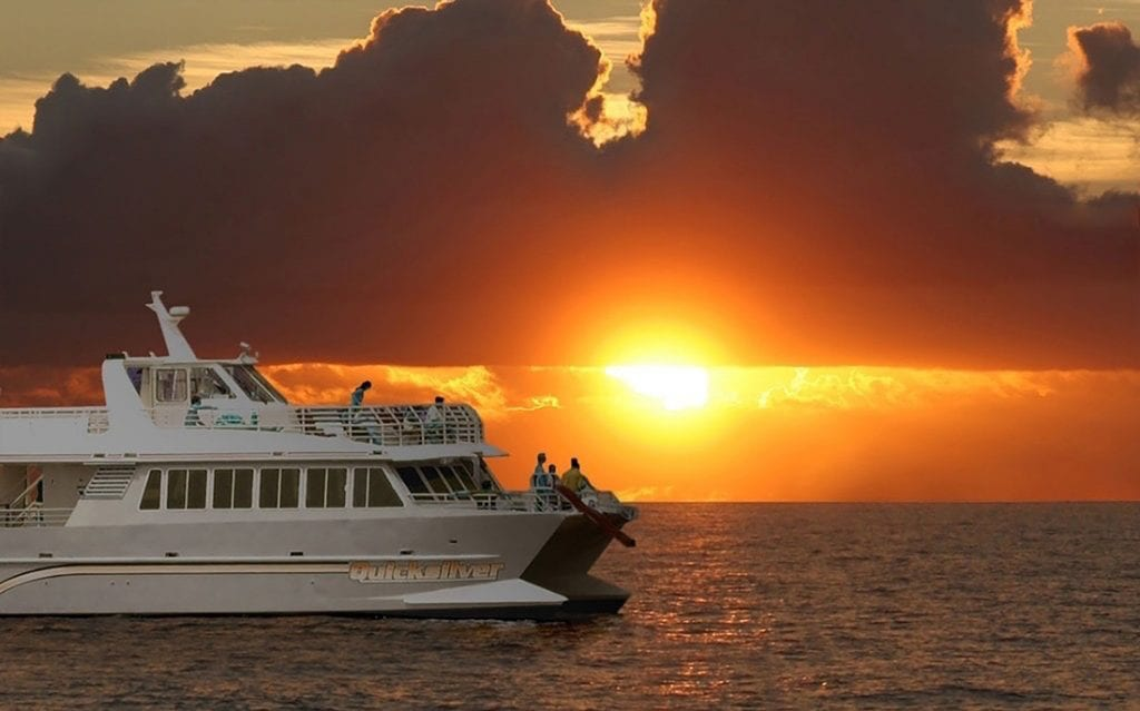 Quicksilver Maui Sunset Dinner Cruise