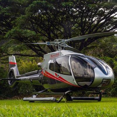 Maverick Helicopters Maui