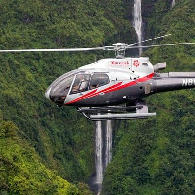 Helicopter Maui Maverick