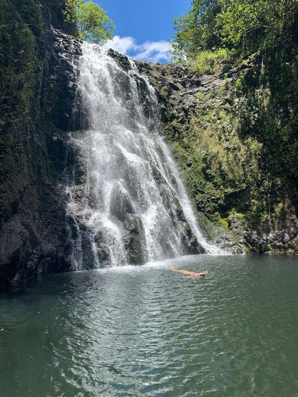 Maui Waterfalls Waikamoi Falls