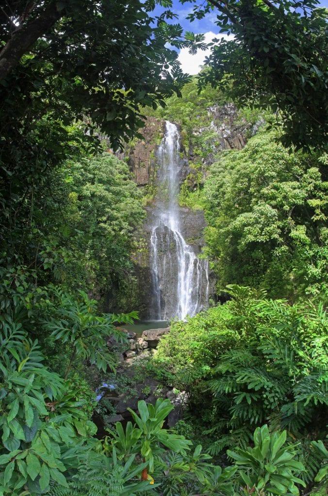 Maui Waterfalls Wailua Falls